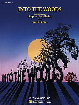 Into the Woods By Sondheim, Stephen (COP)